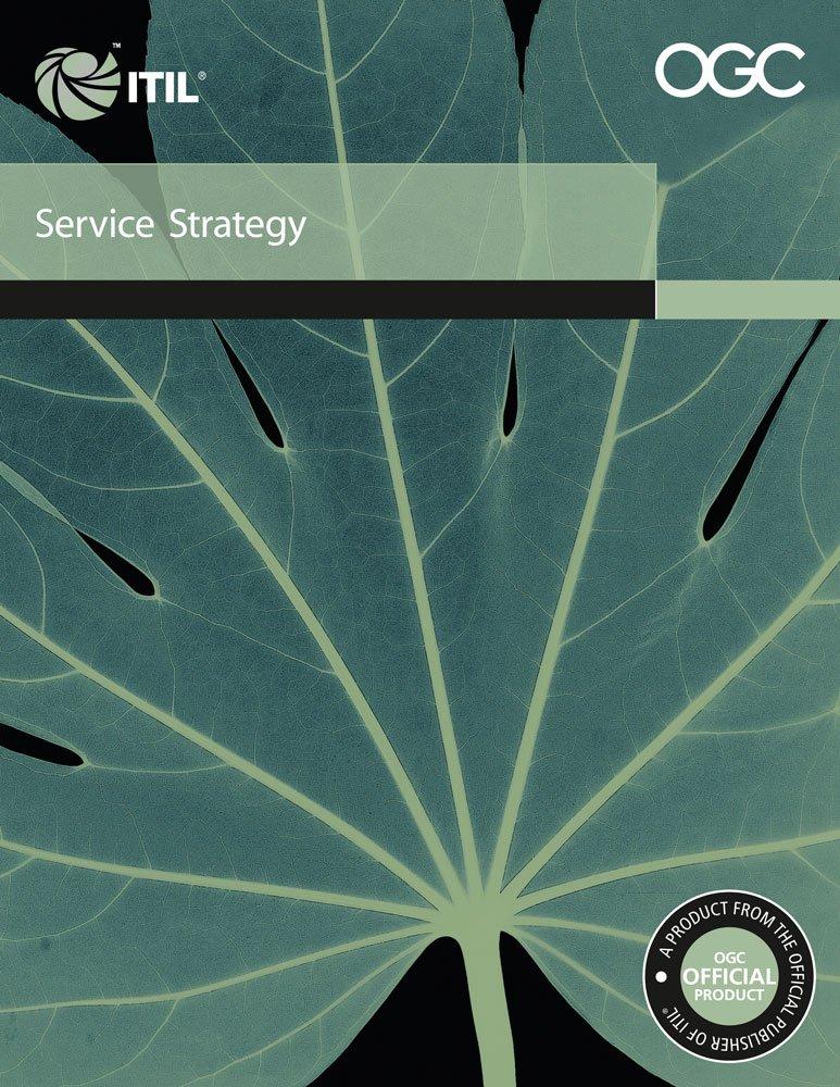01 SERVICE STRATEGY - ITIL V3 FOUNDATION BADGE