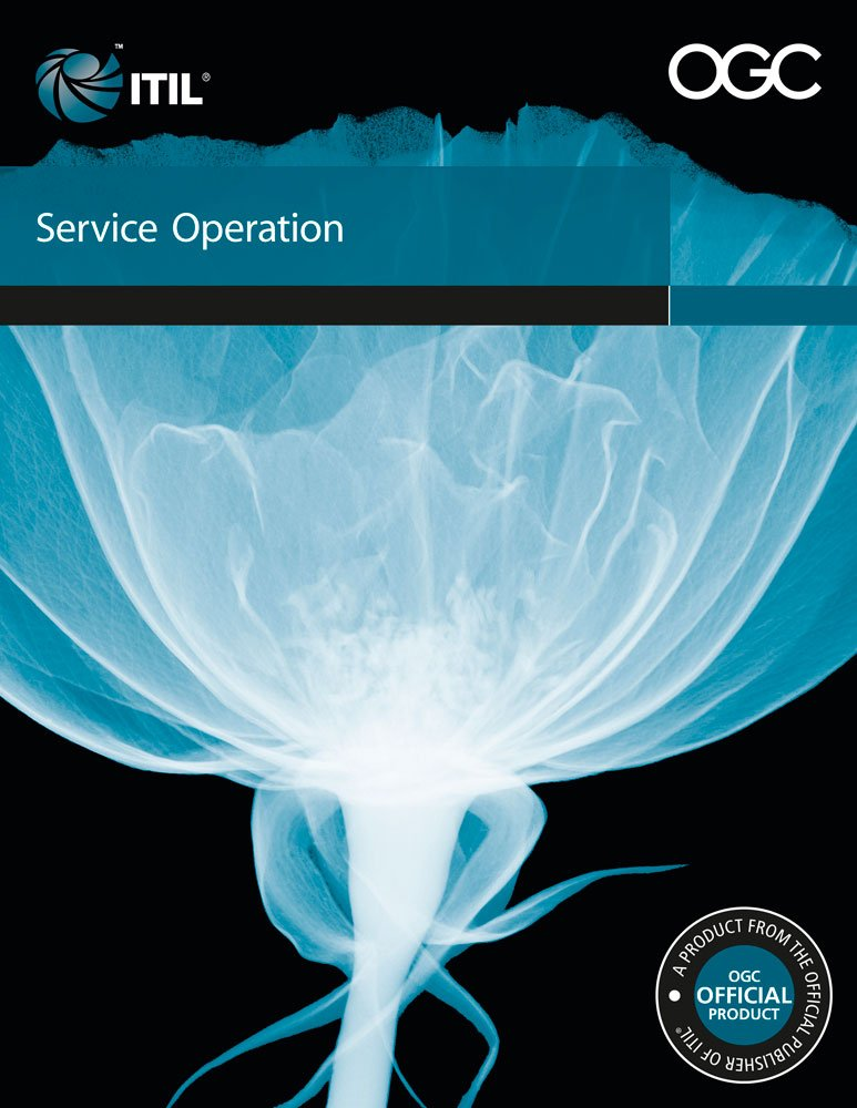 03 SERVICE OPERATION ITIL V3 LIFECYCLE BADGE