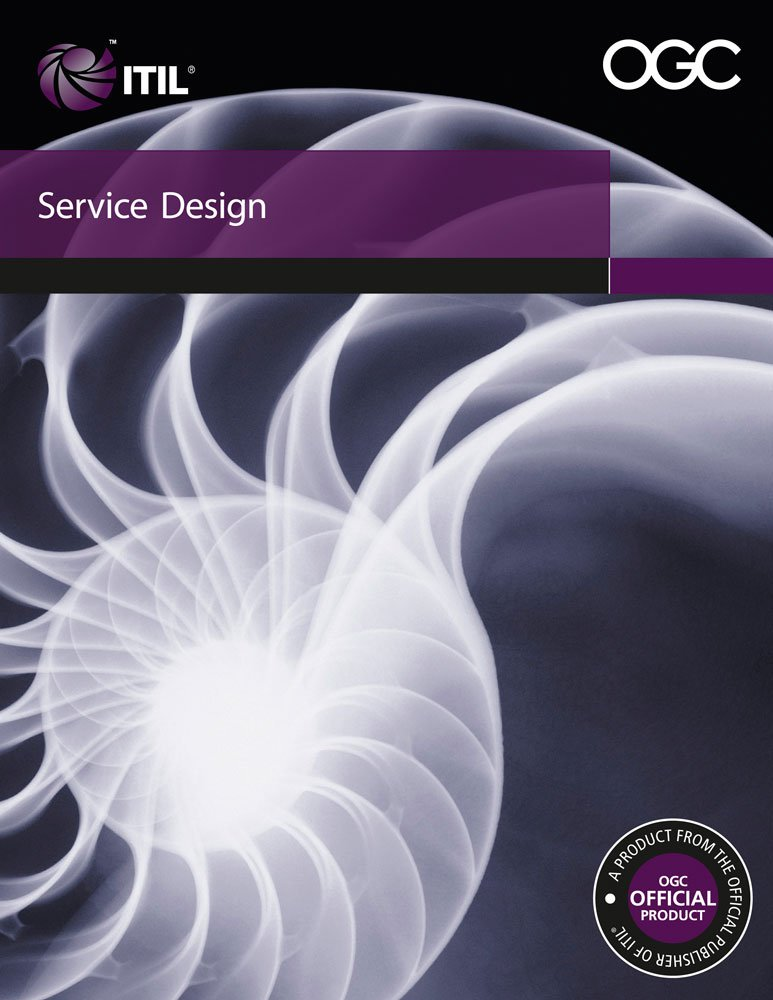 05 SERVICE DESIGN ITIL V3 MASTER BADGE